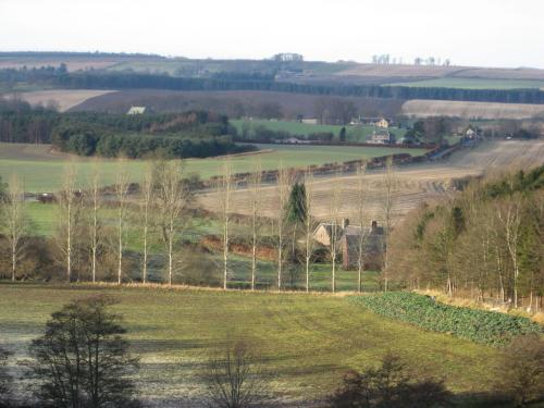 Farmland of Mosstower and Ormiston
