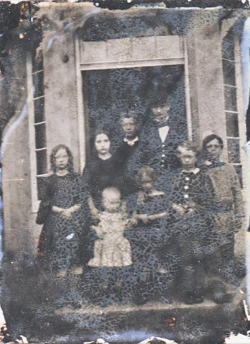 Rev Joseph Yair's Eight Children
